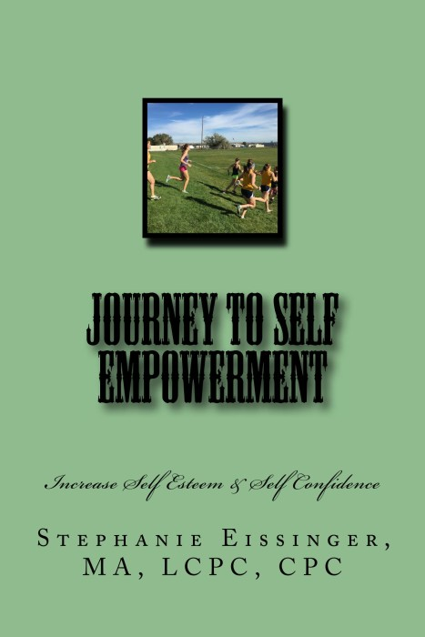 Self Help Book: Journey to Self Empowerment: Increase Self Esteem & Self Confidence