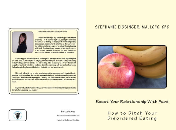 reset your relationship with food & ditch your disordered eating